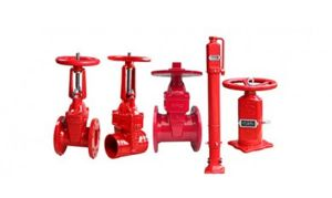 Standard fire fighting valves
