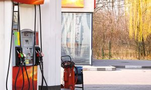 Localized autonomous systems for gas stations