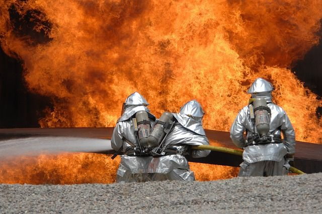 Engineering, consulting for fire fighting